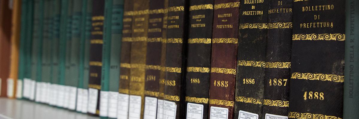 storia biblioteca civica
