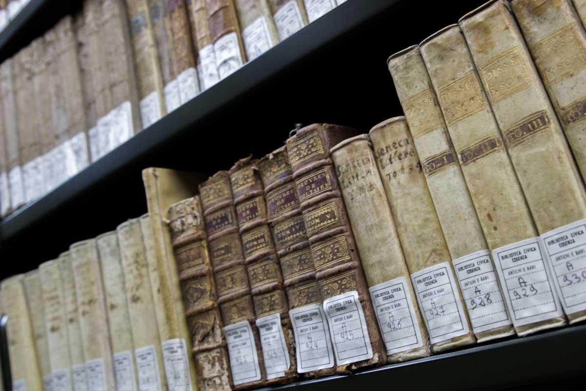 Biblioteca Civica - Cosenza